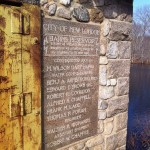 Going for a run leads to local history investigation