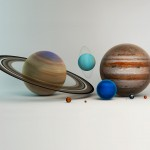 Solar System: A family portrait