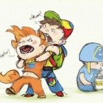 Browser wars. (h/t @sedson)