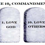 The 10 Commandments (in binary)