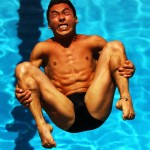 This Is How Olympic Divers Really Look While Diving