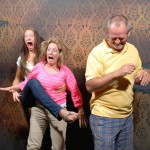 Funny Faces from the House of Horrors