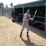 Josh Womack's crazy bat skills
