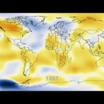 NASA Releases Updated Video Showing Temperatures Since 1880