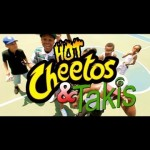 Hot Cheetos & Takis (everyone's new favorite junk food)
