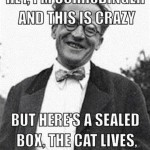 Schrödinger's Call Me Maybe