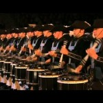Top Secret Drum Corps- now with LED drums