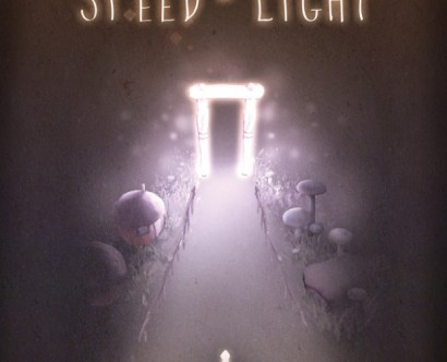A Slower Speed of Light- Poster