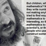 Children Can Use Mathematics to Make Something- Something Interesting