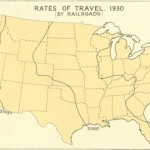 How Fast Could You Travel Across the U.S. in the 1800s?