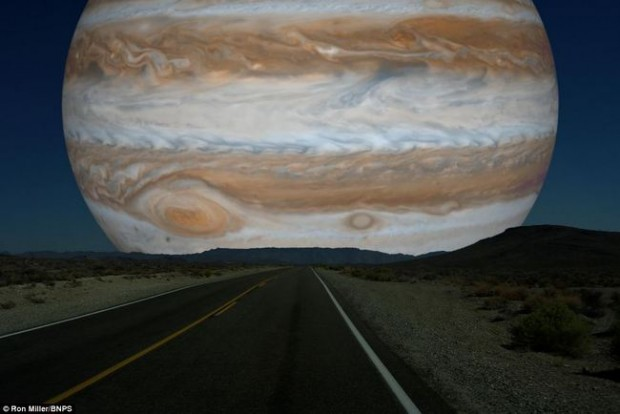 what would other planets look like - photo #3