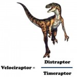 A Physics Definition of Velociraptor