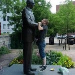 Fun with Public Statues