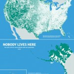 Nobody lives here: The nearly 5 million Census Blocks with zero population